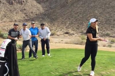 Golf Scrambles