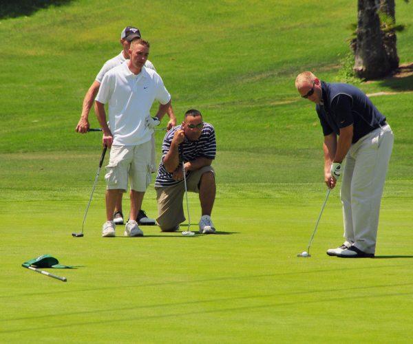 Golf Course - Golf Scrambles