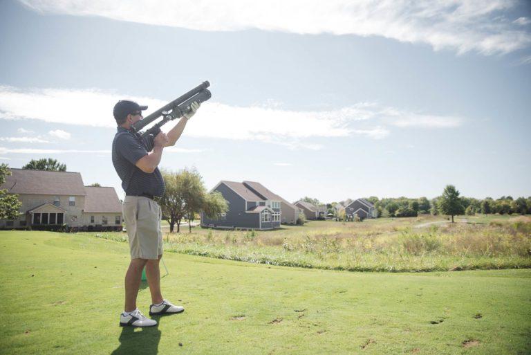 Scramble Hunter - The Golf Cannon